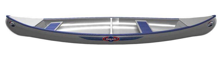 Hyr kanot i Lofsdalen. Kanot Linder Inkas 465.